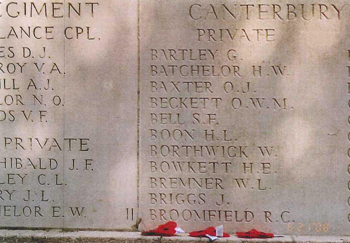 Stanley-Bell---Messines-Ridge-(NZ)-Memorial,-Belgium