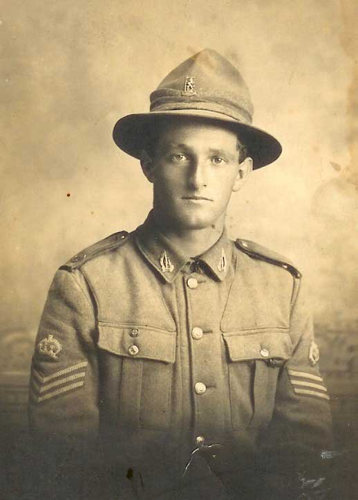 Private Arthur W C HORSMAN