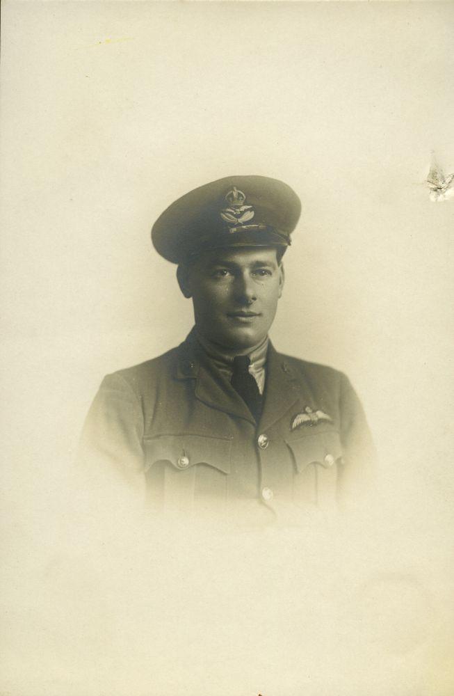 Spencer Bennington, circa 1918