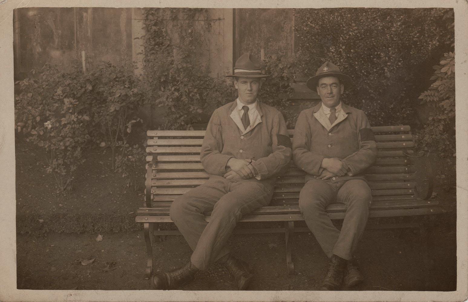 Allan Murphy (right)