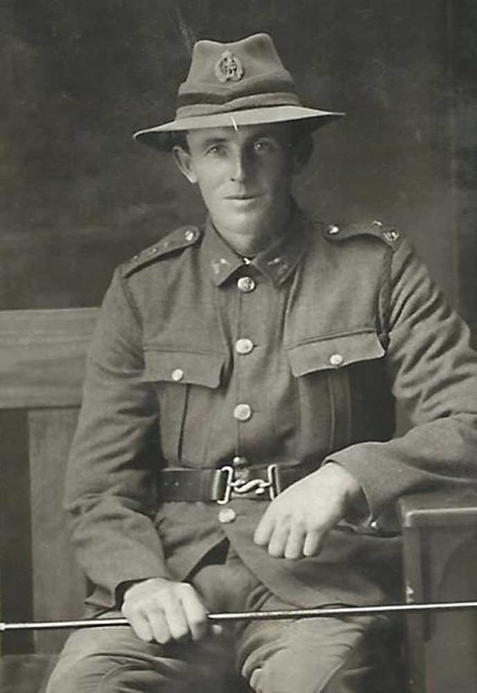 William (Bill) Murphy, circa 1917