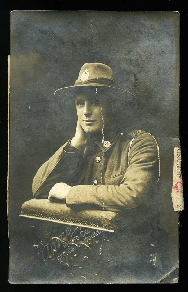 George Huntley Hay, circa 1916