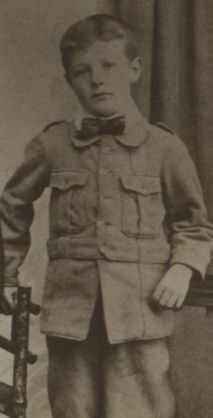Charles Lyall Cornelius, circa 1902