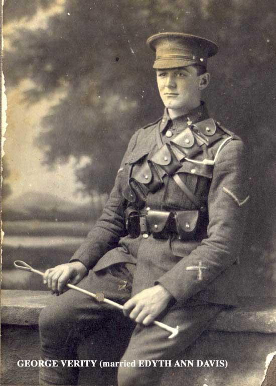 George Hamilton Verity