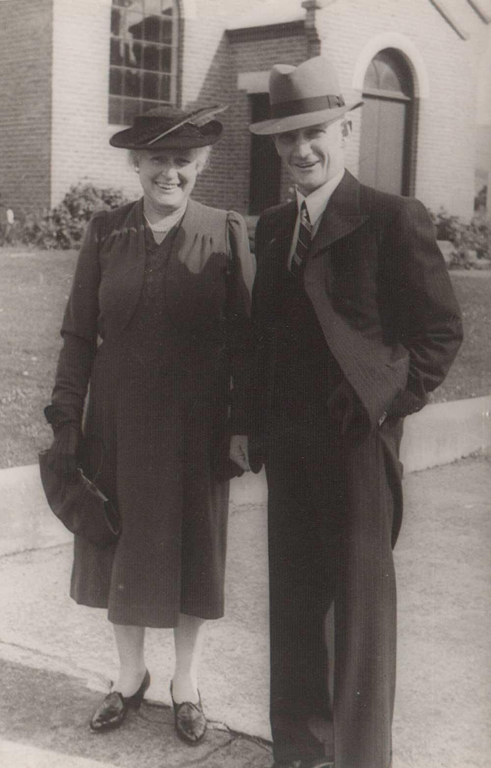Robert and Jessie Cameron