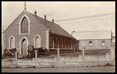 Banks St Methodist Church, Timaru