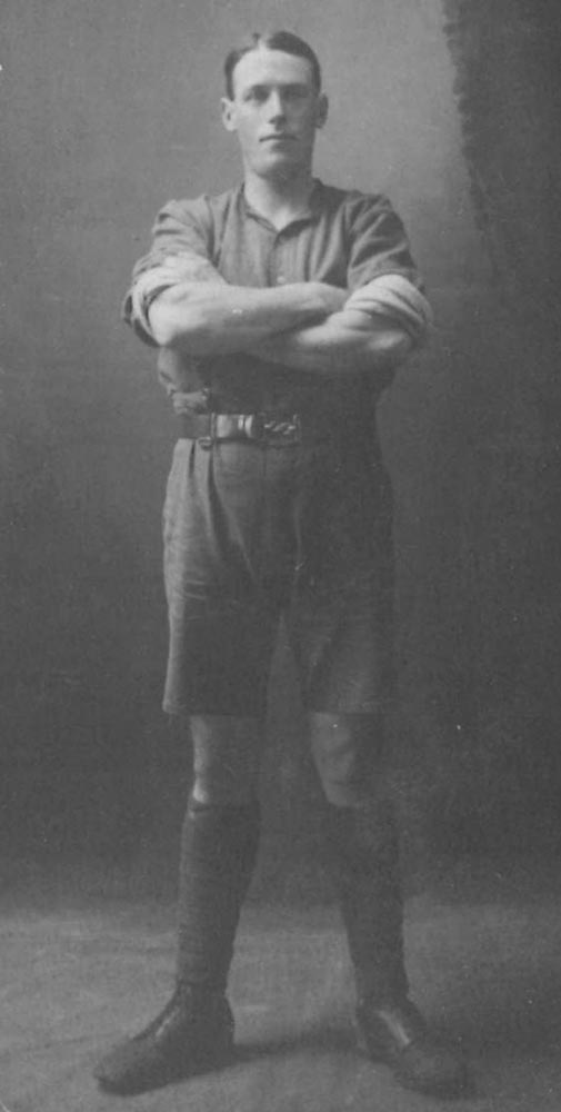 Rifleman Gordon Lyall