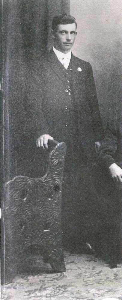 Patrick Joseph MURPHY in 1915