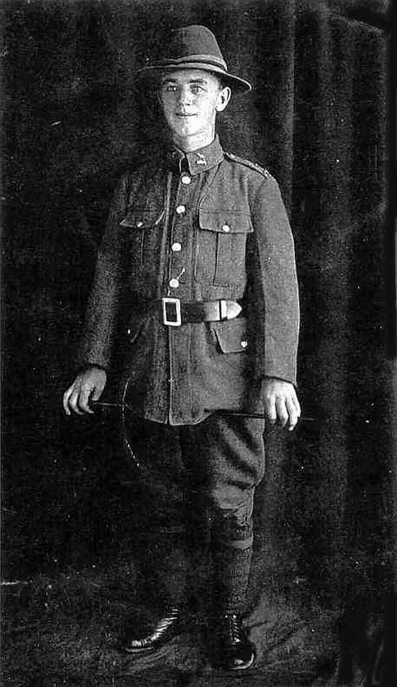 William Humphris, circa 1917
