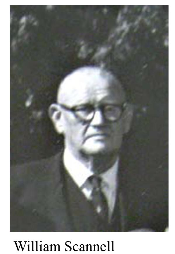 William Scannell in 1962