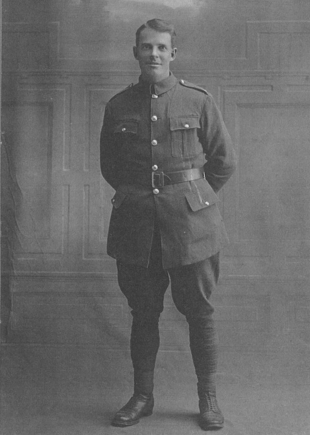 Private Hugh Christopher Lyall