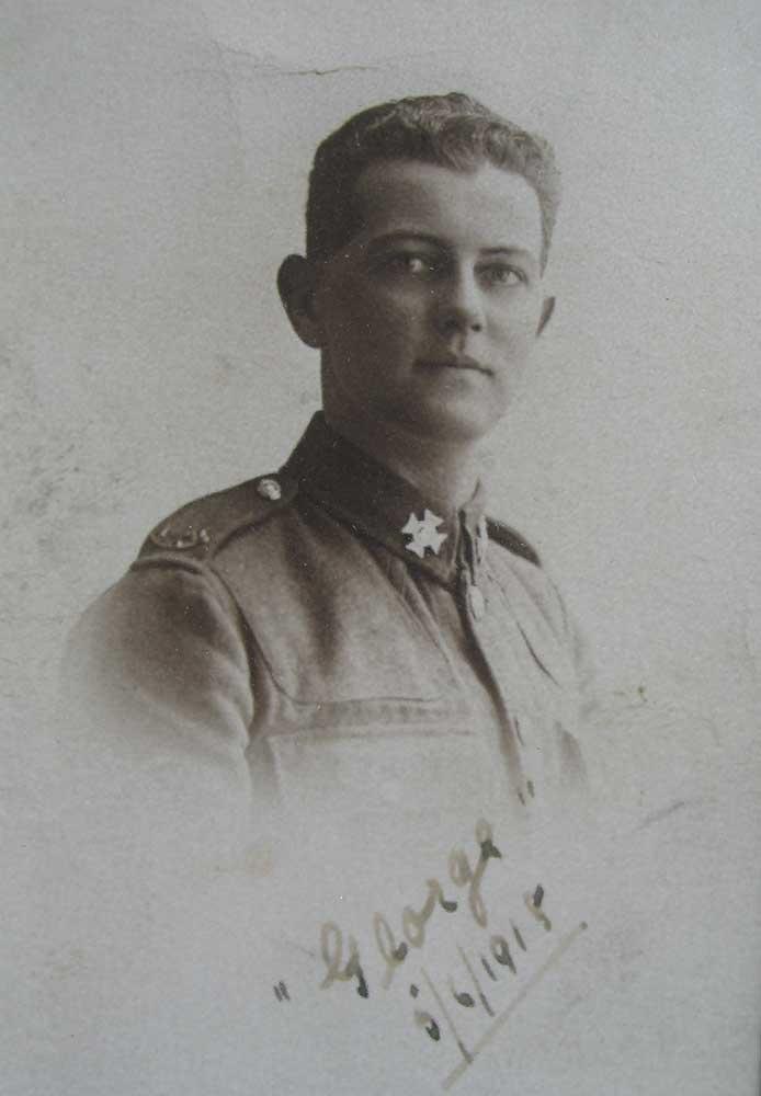 George Black, 5 June 1915