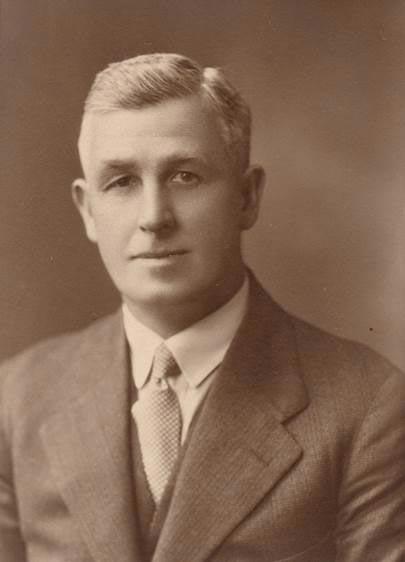 Robert Stewart Baird in later life