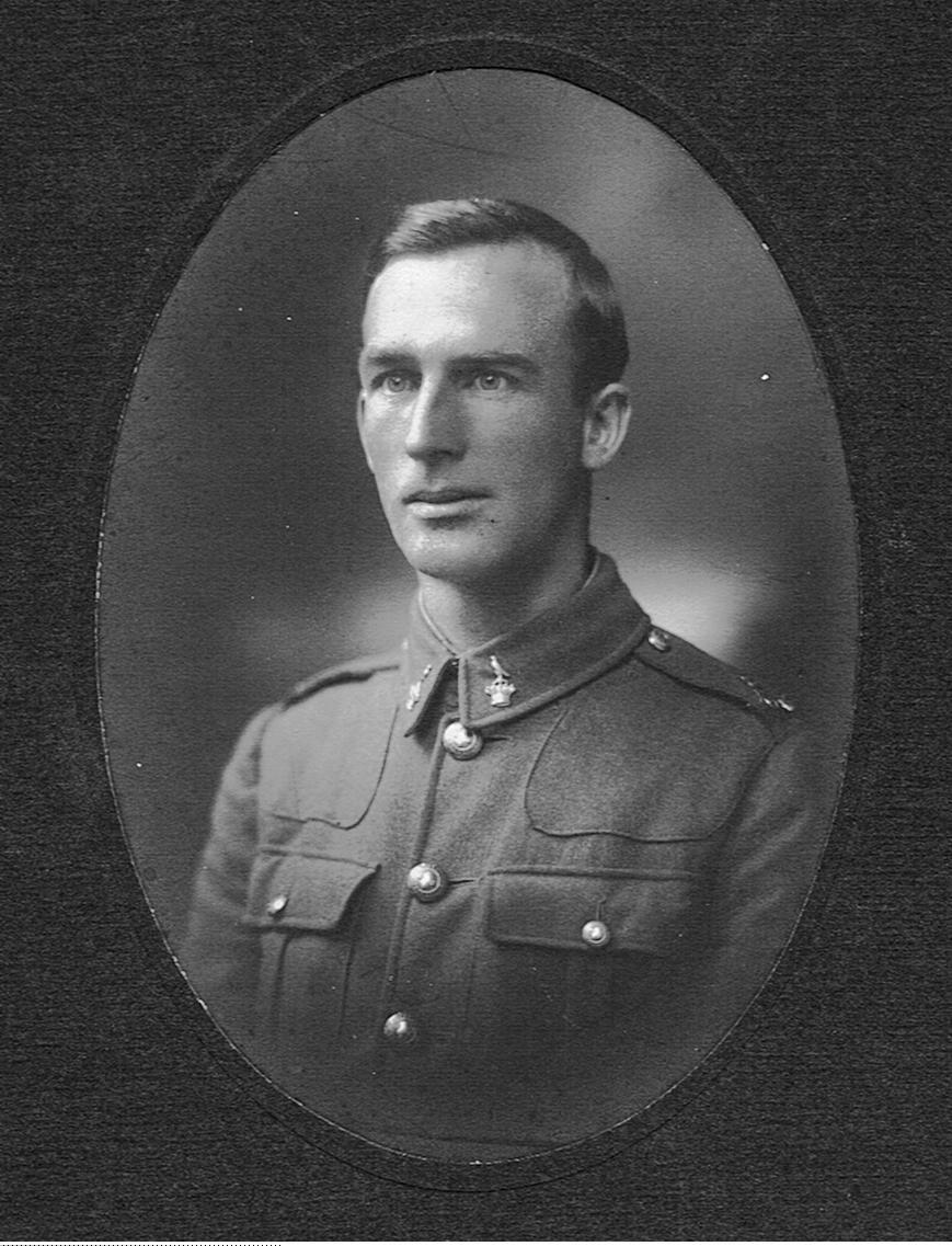 Charles E Anderson, circa 1914-1918