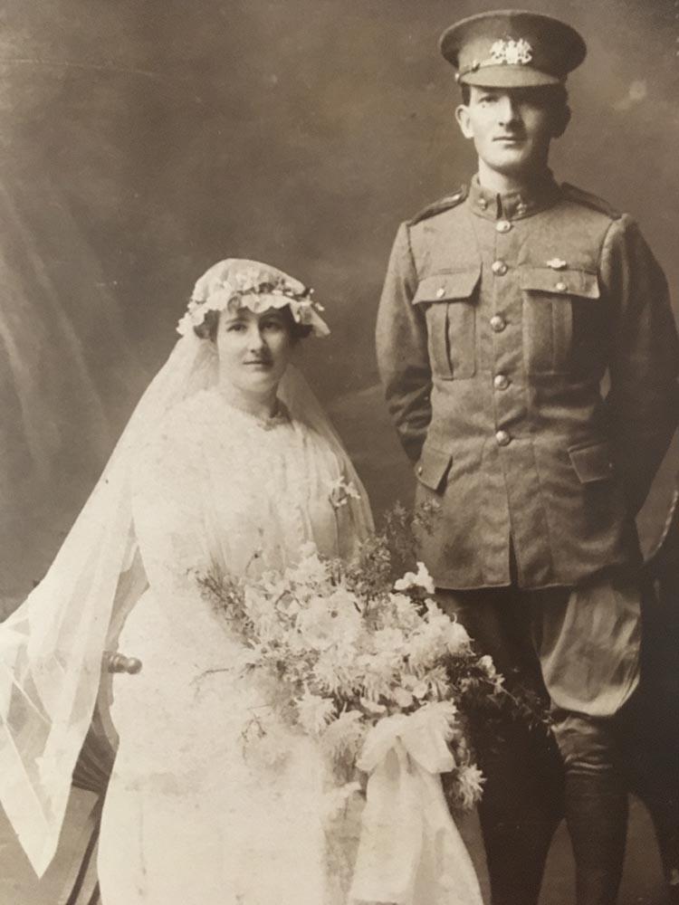 Albert & Elizabeth Hunt