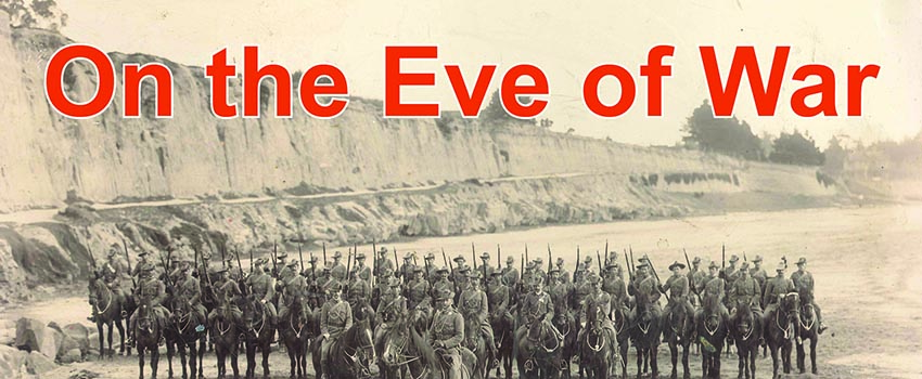 On the Eve of War thumbnail image.