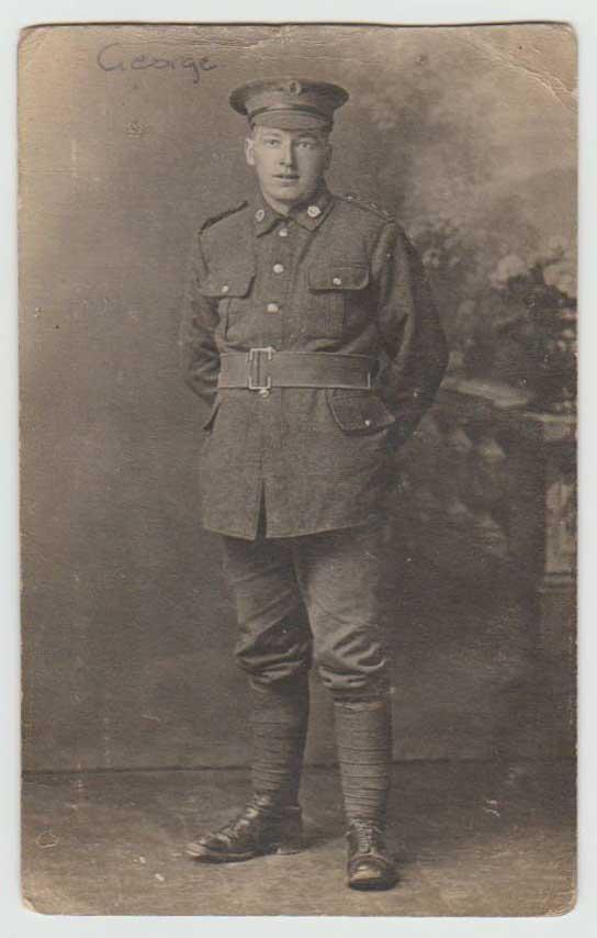 George Arthur Caswell