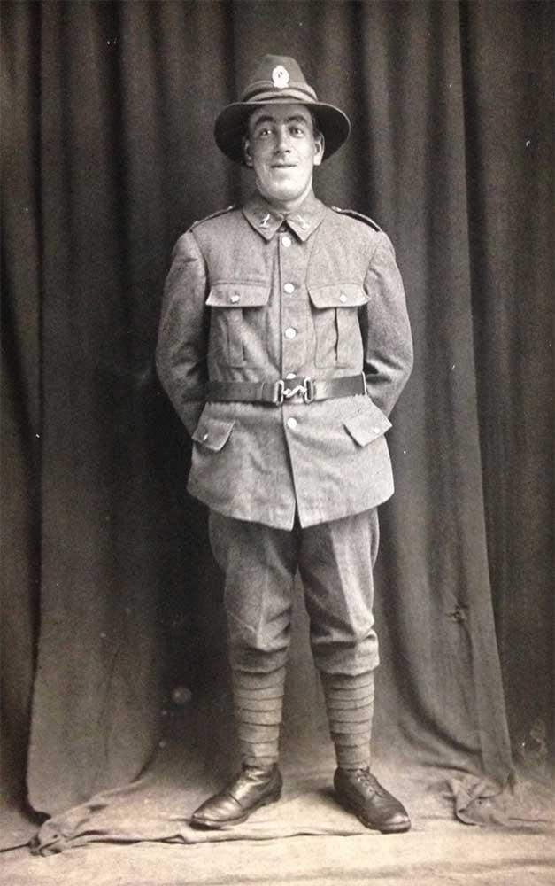 Allan Michael Murphy circa 1917