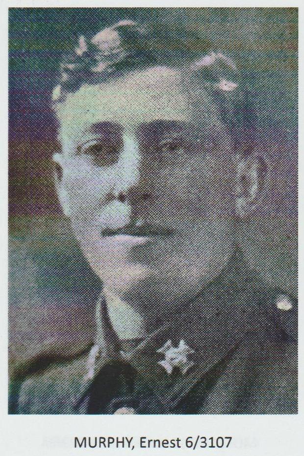 Ernest Murphy, circa 1916