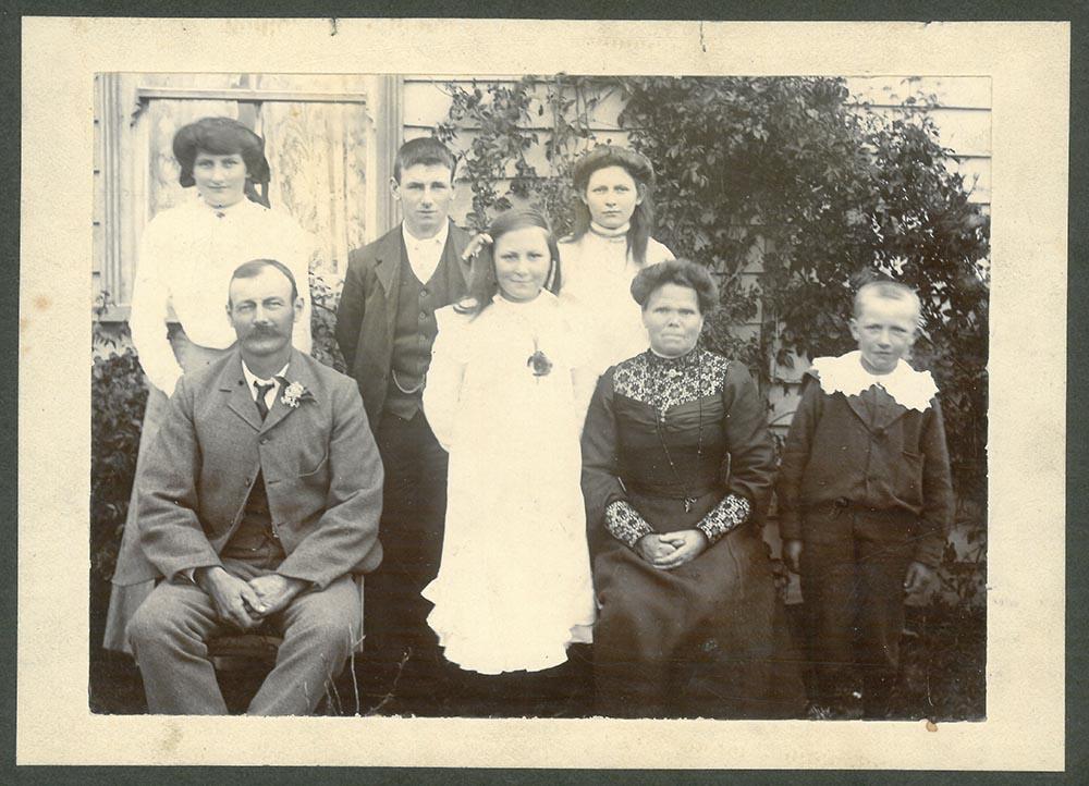 The  Boddye family