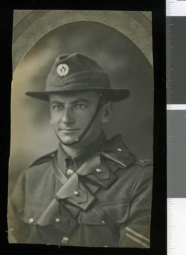 Corporal Reginald (Rex) Bealey Williams