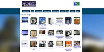 Collections online : Explore our stuff! image.