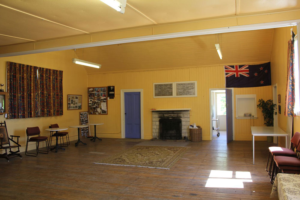 Taiko Hall (interior)