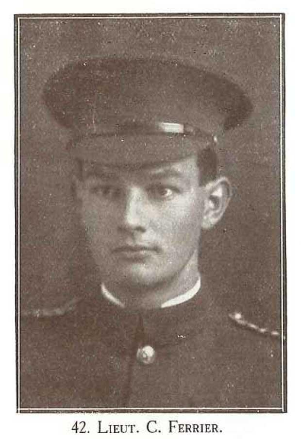 Lieutenant C Ferrier