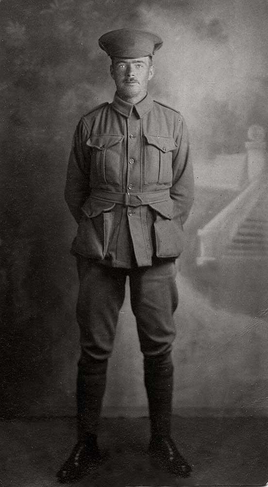 John McLeod, circa 1914