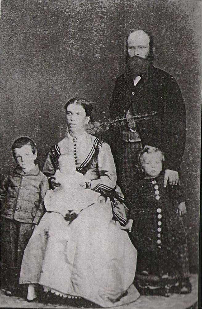 The Chisholm family