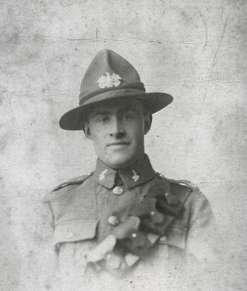Trooper Albert Edward Peck