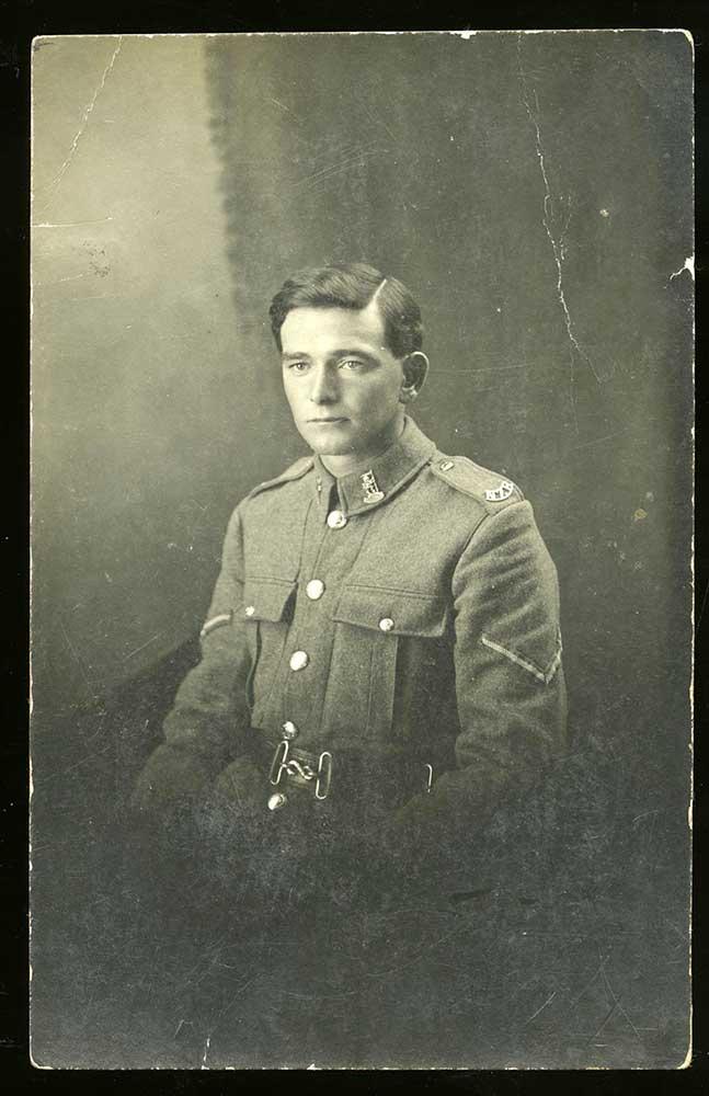 Lance Corporal Herbert Marshall