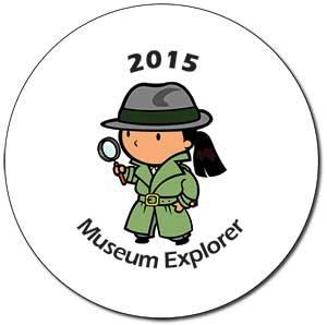 2015 Explorers badge